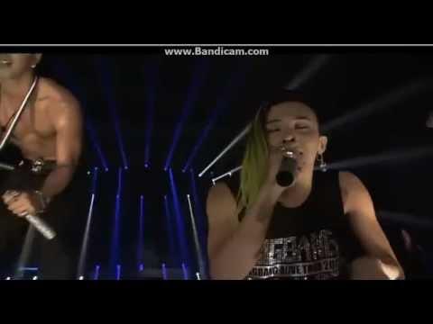 bigbang alive tour seoul dvd -fantastic baby encore