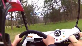 7. 2016 Polaris RZR 170 1st ride pov