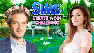 PEWDIEPIE & MARZIA  The Sims 4 Create A Sim  #PewDiePie #MarziPie w/ AviatorGamez★ MIXER STREAM: https://mixer.com/AviatorGaming★ MY TWITTER: https://twitter.com/AviatorGamingMEGAN'S CHANNEL: https://www.youtube.com/watch?v=nkC-V4X_YTEFOLLOW ME! But Don't Stalk Me:Twitter - https://twitter.com/AviatorGamingInstagram - http://instagram.com/aviatorgamingSnapChat - MrAviatorSnaps