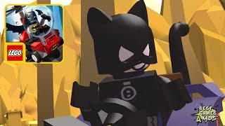 LEGO DC Super Heroes Mighty Micros #6 | Unlock CATWOMAN & BANE By LEGO System A/S