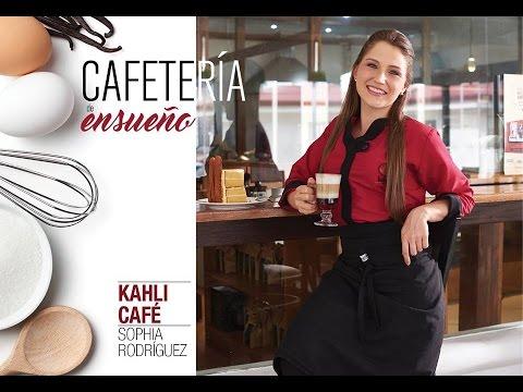 Propietaria y chef ejecutiva de KAHLI CAFÉ