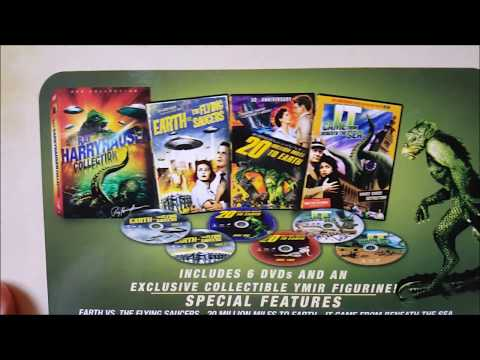 Ray Harryhausen DVD Collection Set Review