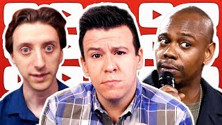 Buzzfeed & Vice Go After Dave Chappelle, SAT