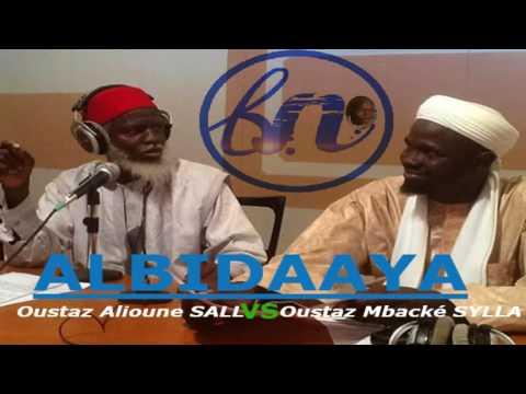 ALBIDAAYA : DU 27 JUILLET 2017 - Oustaz Alioune SALL vs Oustaz Mbacké SYLLA