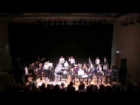 Green Flower Street from The Nightfly performed by NYOS Jazz Orchestra
