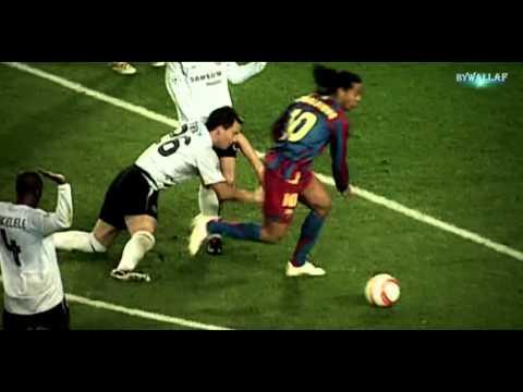 Ronaldinho  mago del balón