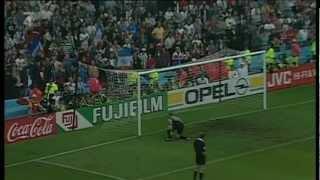 EM 1996: Tschechien schlägt im Semifinale Frankreich im Elferschießen