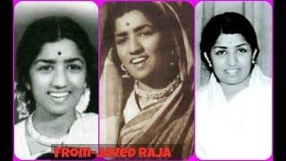 LATA JIFilmAABSHAAR1953~Mujh Ko Hai Tujh Se Pyar Kiun Rarest GemBest Audio