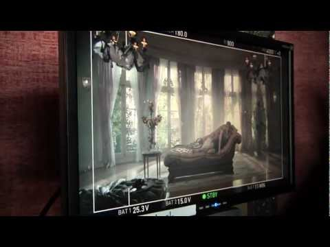 Avril Lavigne - Making of the Wild Rose Commercial Video