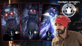 FNAF AR: Special Delivery NUEVO TRAILER + IMÁGENES (Nuevo Juego Oficial de Five Nights at Freddy's)