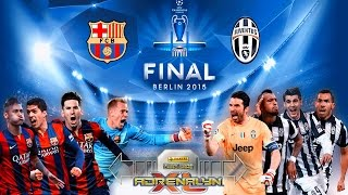 Video JUVENTUS vs FC BARCELONA ☆ FINAL BERLIN 2015 CHAMPIONS LEAGUE ☆  BOOSTERS by Panini MATCH MP3, 3GP, MP4, WEBM, AVI, FLV Maret 2018