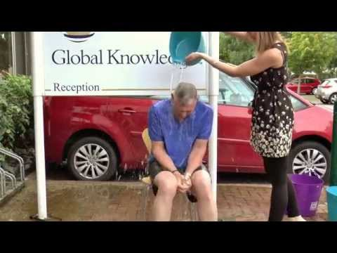 Global Knowledge Ice Bucket Challenge