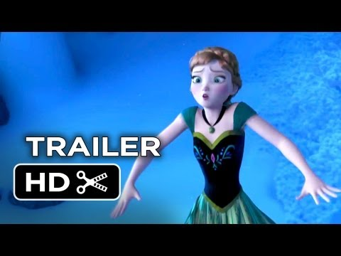 Frozen Official Trailer #1 (2013) – Disney Animated Movie HD