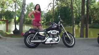 10. Used 2007 Harley Davidson Sportster 1200 Superlow Motorcycles for sale