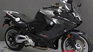 8. 2014  BMW  F800GT PREMIUM W/ABS & ESA - National Powersports Distributors