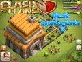 Diseño aldea ayuntamiento nivel 5 Clash of clans