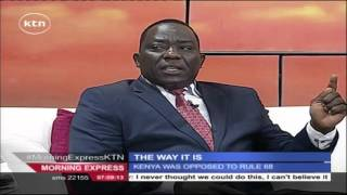 Morning Express: The Way It Is 30th November 2015