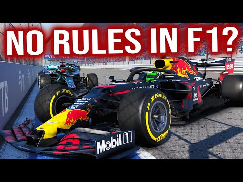 The Russian Grand Prix, But There's *LITERALLY* NO RULES