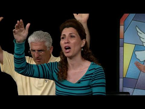 جلسه دعا با خانواده هفت