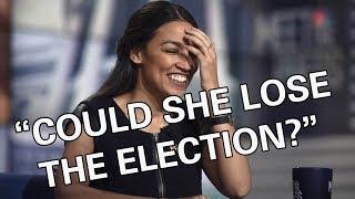 Video Could Alexandria Ocasio-Cortez Lose The Election? MP3, 3GP, MP4, WEBM, AVI, FLV Oktober 2018