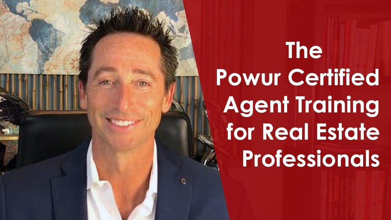 The Powur Certified Agent Training for Realtors