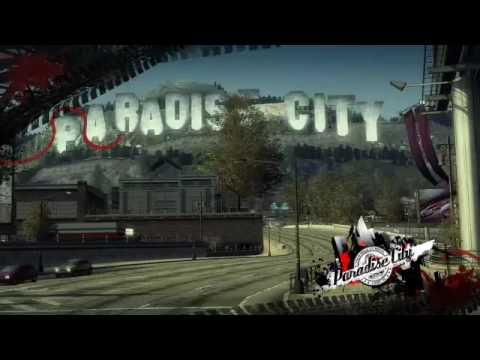 Burnout Paradise Guns n' Roses Trailer