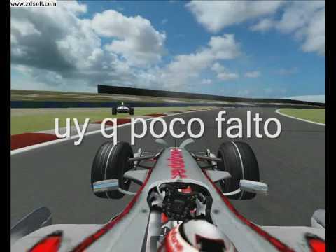 Gp Francia Formula1 F1LFRacing 2008