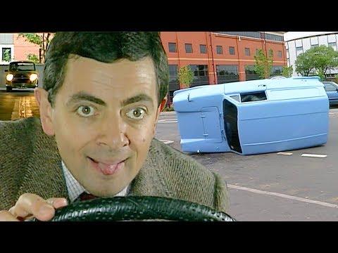 CRASH Bean | Funny Clips | Mr Bean Official