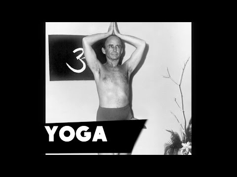 Hermógenes, o precursor da yoga no Brasil