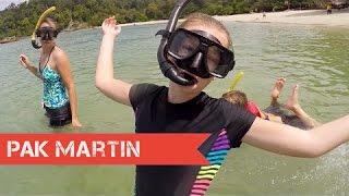 Pangkor Malaysia  City pictures : Snorkeling di Coral Beach Pangkor, Malaysia | Vlog 316