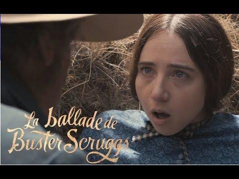 La Ballade de Buster Scruggs 2018. (Extrait - Attaque des Indiens) VF