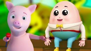 """Olá crianças, gostam de assistir """"Humpty Dumpty"""" um divertido animada canção de ninar para crianças de """"agricultores"""". espero..."""