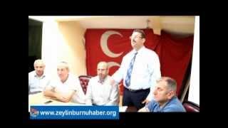 MHP Zeytinburnuİlçe Başkanı Av Fethi Ahmet Alparslan Teşkilatına İftar Verdi
