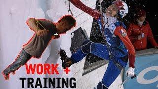 How To Fit Climbing Training Around Work by Matt Groom