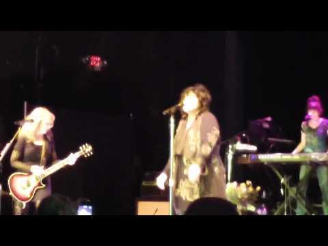 """Fanatic "" HEART Live at LC Pavilion July 27,2012"