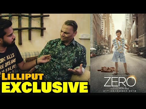 Lilliput's EXCLUSIVE REACTION On SRK's ZERO Trailer | Shahrukh Khan, Katrina, Anushka | Anand L Rai