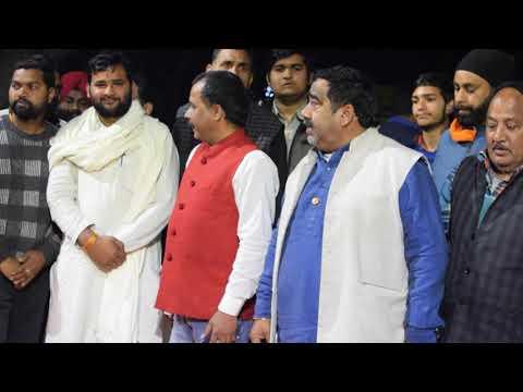 शिव सेना प्रदेश प्रमुख गौरव कुमार ने किया भारत मां के वीर सपूतों को नमन. SKM NEWS