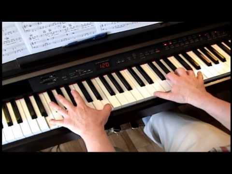 If I Let You Go — Westlife — Piano