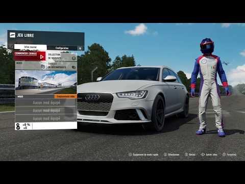 Forza Motorsport7 - Audi RS6 Gameplay @ Nurburgring