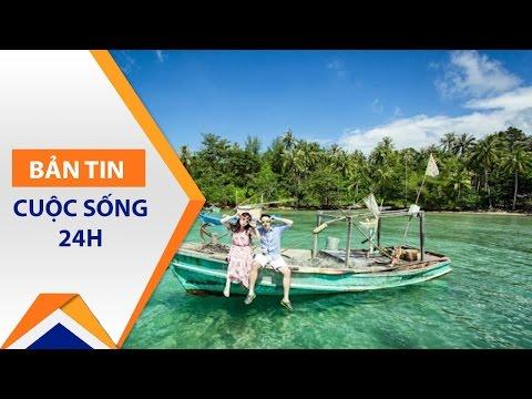 Du lịch biển đảo 'hút khách' dịp nghỉ lễ 30/4 | VTC1 - Thời lượng: 68 giây.