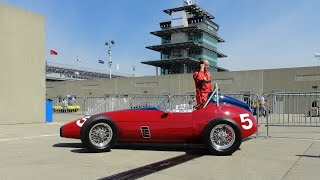 "On ""My Car Story"" we're in Indianapolis IN at The Indianapolis Motor Speedway on 6-11-15. We're looking at a 1959 Bandini FJ ..."