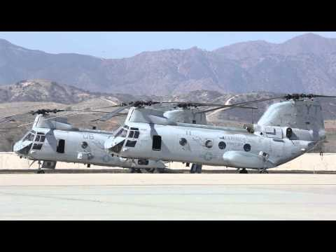 Marine Medium Helicopter Squadron...