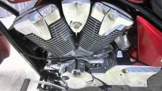 6. 2010 Honda SABRE - New Holland PA