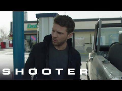 Shooter Season 3 Episode 2: Swagger Thwarts A Robbery | Shooter On USA Network