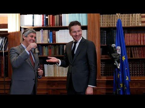 Ντάισελμπλουμ: «Τσίπρας και Τσακαλώτος άλλαξαν τις σχέσεις Ελλάδας-Ευρώπης»…