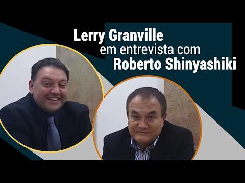 Lerry Granville Entrevista Roberto Shinyashiki Empresario Escritor Palestrante e Investidor em Imove (видео)