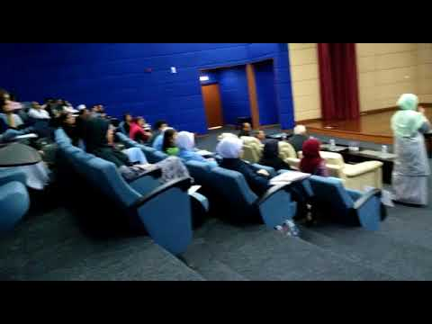 Perasmian Program AKRAB Oleh Dr Hj Ismail Drahman Di Auditorium PJS (part 2)