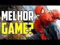 Spider man Ps4 Vai Ser O Melhor Jogo Do Aranha J Feito