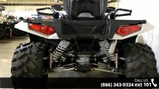 10. 2016 Polaris Sportsman Touring XP 1000 LTD Pearl White  -...