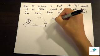Physics Lecture: Projectile Motion